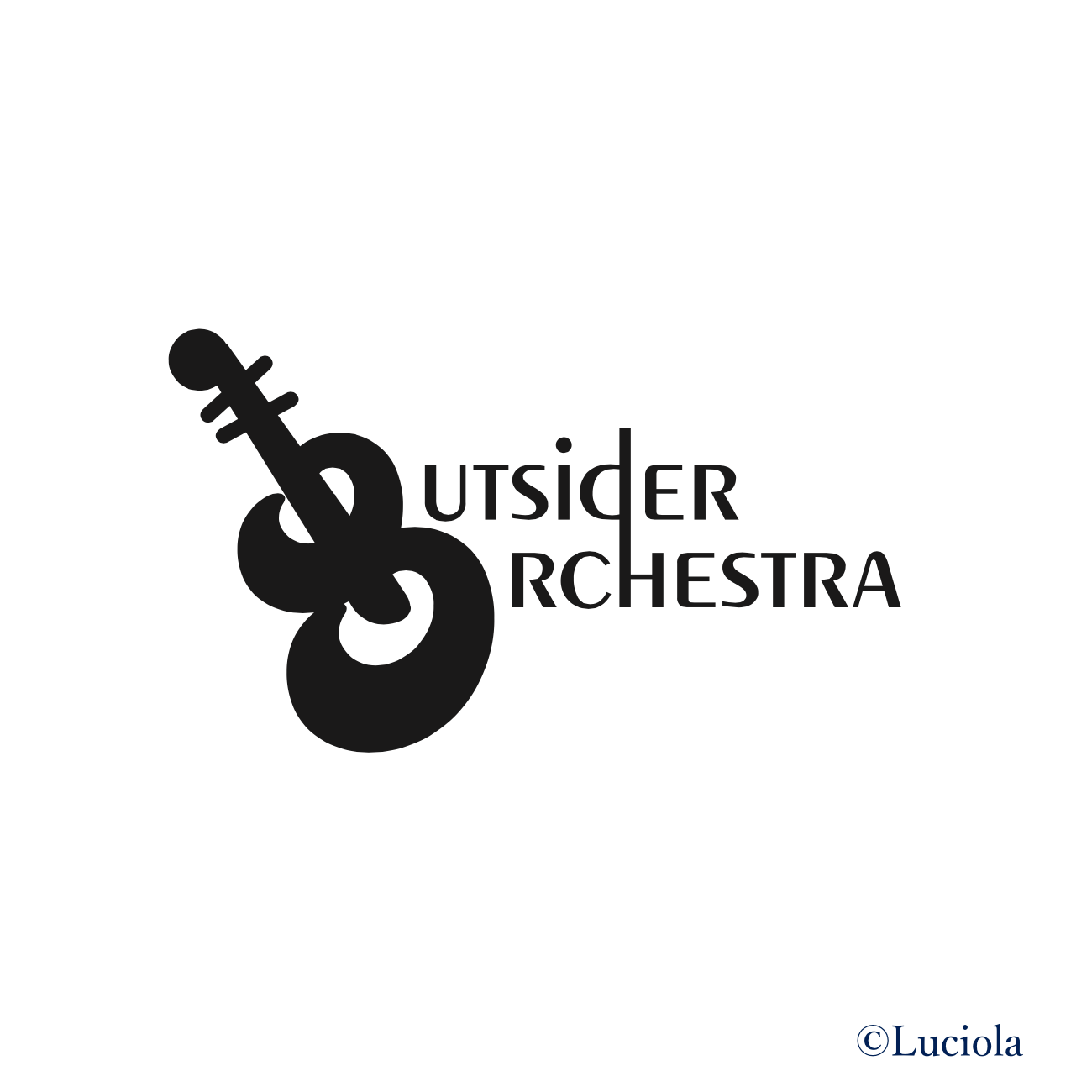 Outsider Orchestra ロゴ1